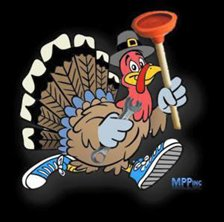 Thanksgiving plumbing issues in Winston Salem NC